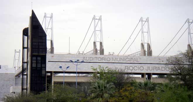 El Auditorio Rocío Jurado de Sevilla no albergará este sábado La Megaparty