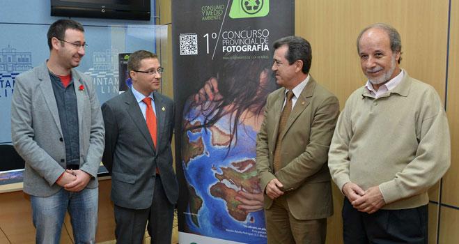 FACUA Jaén presenta el concurso provincial de fotografía 'Consumo y Medio Ambiente'