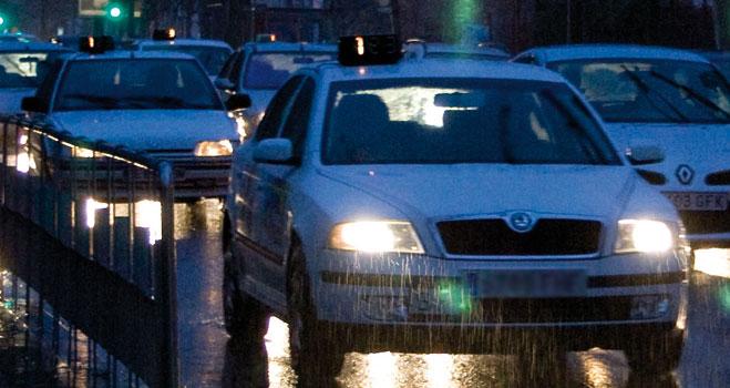 Tarragona, San Sebasti�n y Girona tienen los taxis m�s caros  de las 45 ciudades analizadas por FACUA