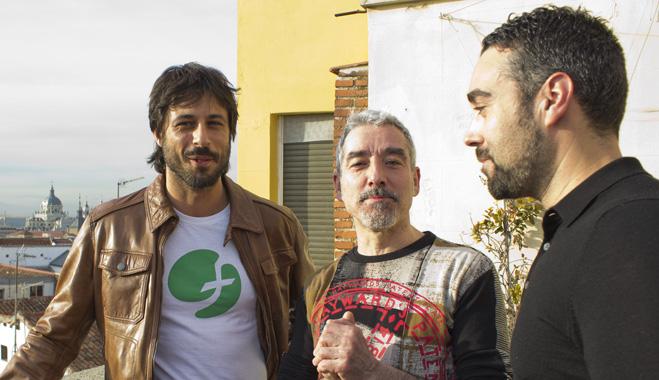 Hugo Silva se une a FACUA y protagonizará una campaña contra los desahucios