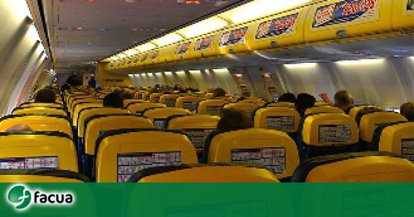 Desestiman otra demanda de Ryanair contra FACUA por criticar sus irregularidades