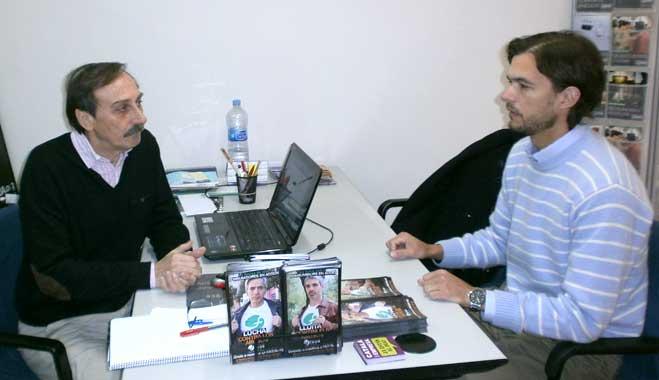 Responsables de FACUA y de la asociación argentina Proconsumer mantienen un encuentro