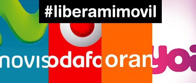 FACUA insta a las CCAA a multar a las principales compañías por negarse a liberar los móviles