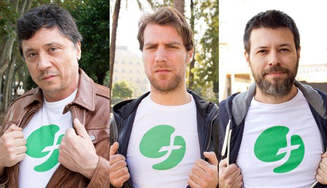 Carlos Bardem, José Manuel Poga y Quequé luchan contra la publicidad engañosa
