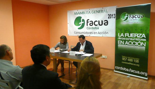 Francisco Martínez Claus, reelegido presidente de FACUA Córdoba