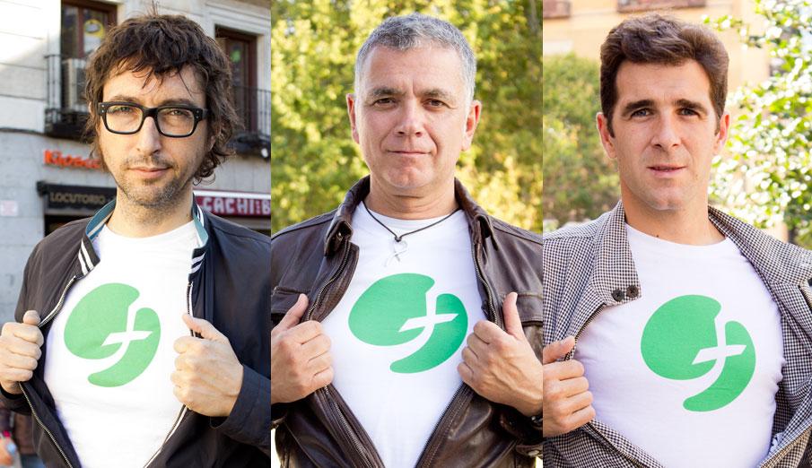 Toni Garrido, Juanra Lucas y Gonzo en #Defraudados, una campaña contra la impunidad en los fraudes
