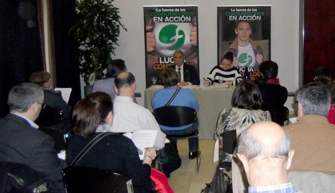 FACUA Madrid celebra su 6ª Asamblea General de socios
