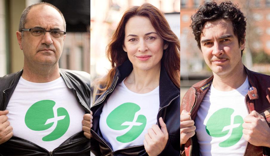 Joaquín Climent, Cuca Escribano y José Manuel Seda, contra las #bancomisiones por descubiertos