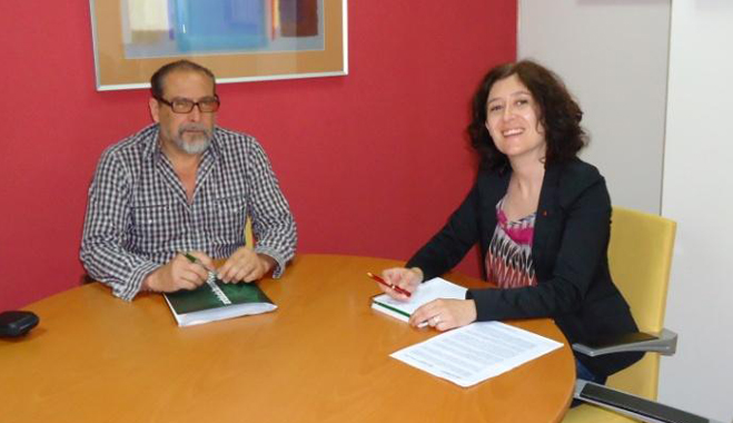 FACUA Huelva negocia el desbloqueo de 26 viviendas de autoconstrucción en Valverde del Camino