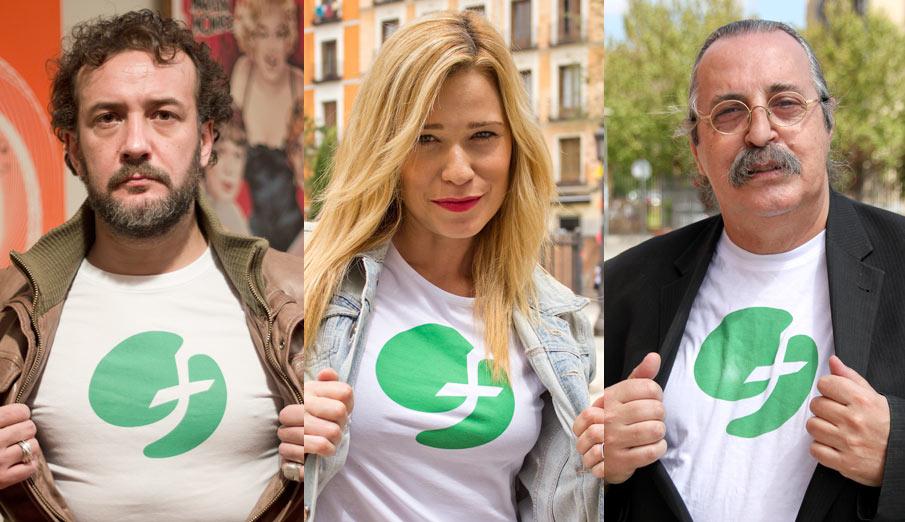 José Luis García-Pérez, Carla Hidalgo y Pascual González denuncian: #yonosoymoroso