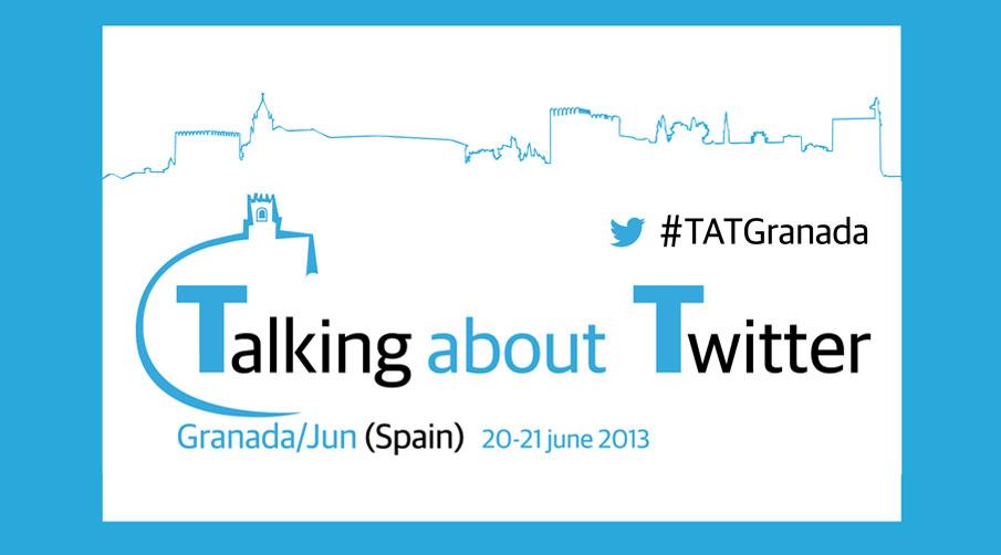 El portavoz de FACUA, @rubensancheztw, participa en Talking About Twitter #TATGranada