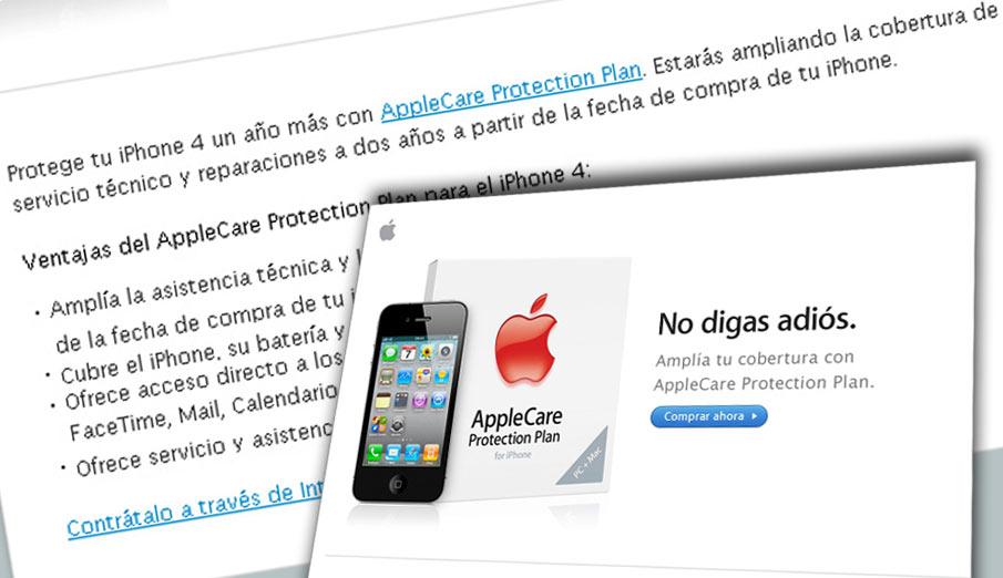 Madrid multa a Apple con 47.000 euros por anunciar que sus productos sólo tienen un año de garantía
