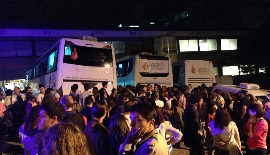 FACUA muestra su solidaridad a las víctimas de la tragedia ferroviaria de Santiago y ofrece su apoyo