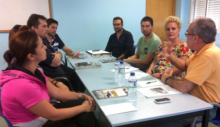 La delegación territorial de FACUA en Extremadura avanza en su consolidación