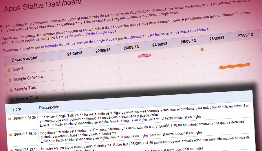 FACUA denuncia a Google ante Protección de Datos por exponer mensajes privados de chat