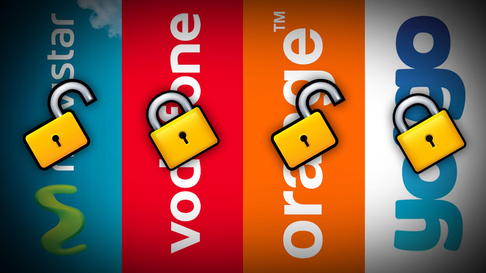 Movistar ya libera los móviles mientras Vodafone, Orange y Yoigo acumulan denuncias #liberamimóvil