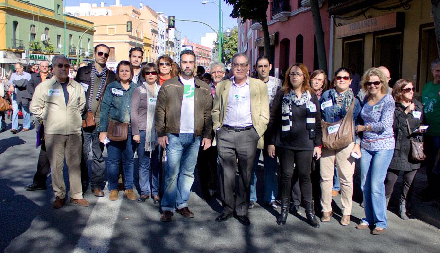 FACUA apoya las manifestaciones de este fin de semana contra las políticas de recortes