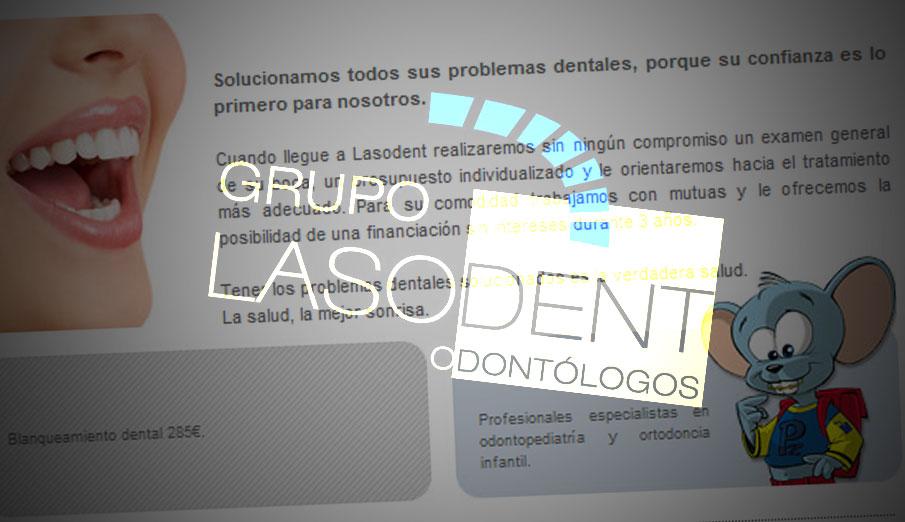 FACUA alerta del cierre de la red de clínicas dentales Lasodent Odontólogos