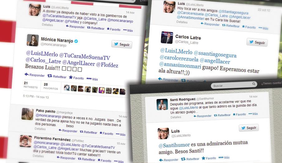 FACUA pide a Twitter que elimine la cuenta de un suplantador del actor Luis Merlo #fraudeTW