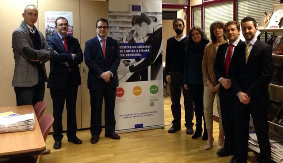 FACUA participa en una jornada de la Comisión Europea sobre derechos en materia de créditos al consumo