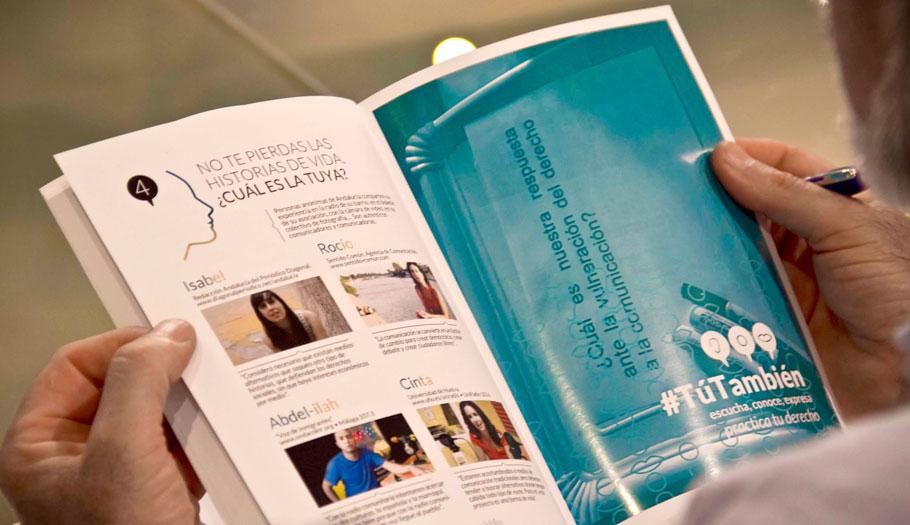 El Foro Andaluz de Comunicación lanza una guía sobre el derecho a la información y a la comunicación