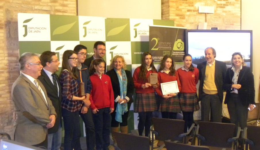 FACUA Jaén entrega los premios de la segunda edición de su concurso provincial de fotografía