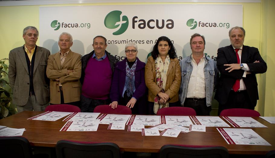 SOS Justicia Sevilla presenta sus reivindicaciones contra las nuevas reformas del Ministerio