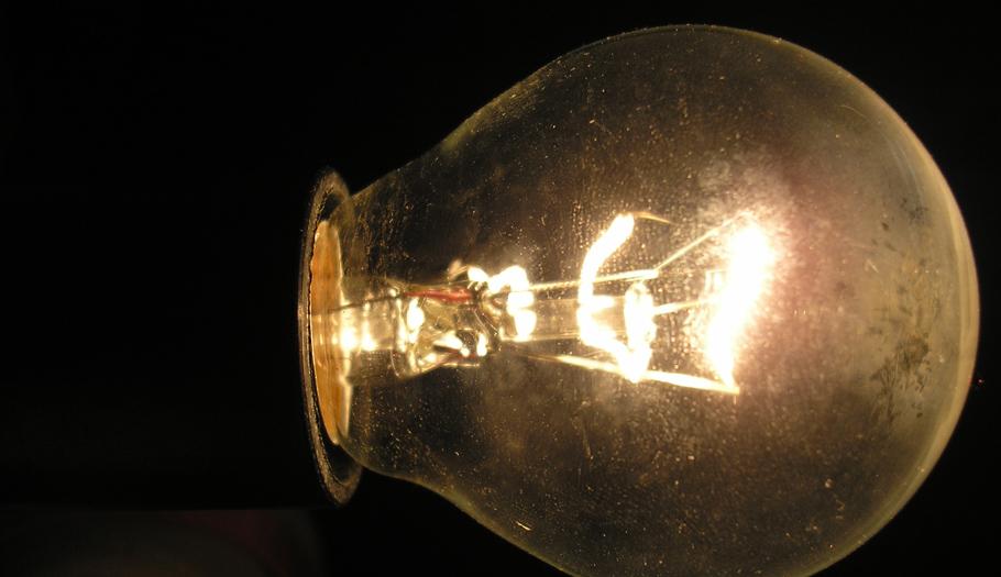 La luz registra una subida interanual del 4,2% tras aumentar cinco puntos en junio
