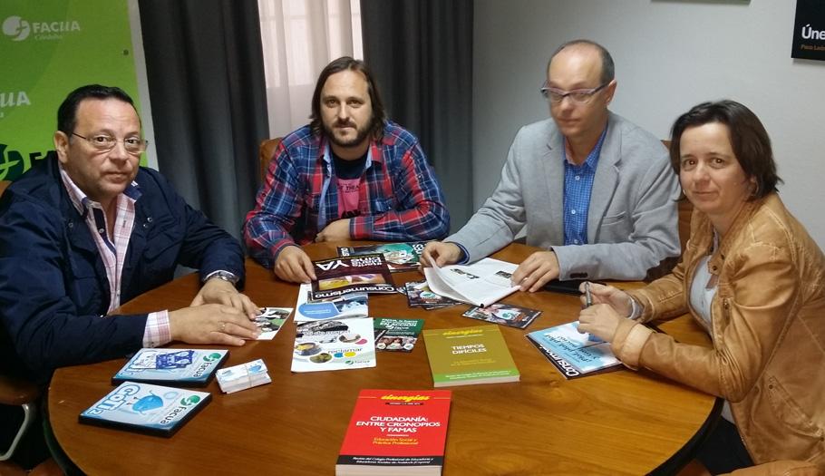 FACUA Córdoba acuerda con Copesa la colaboración en actividades formativas dirigidas a los consumidores