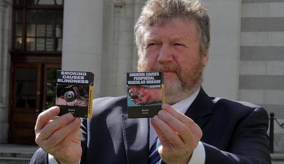 Irlanda, primer pa�s europeo que apuesta por homogeneizar el etiquetado de las cajetillas de tabaco