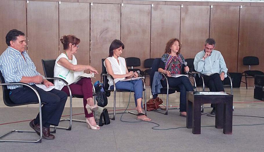 FACUA Almería defiende la relación entre salud y participación ciudadana en el XI Congreso de Asanec
