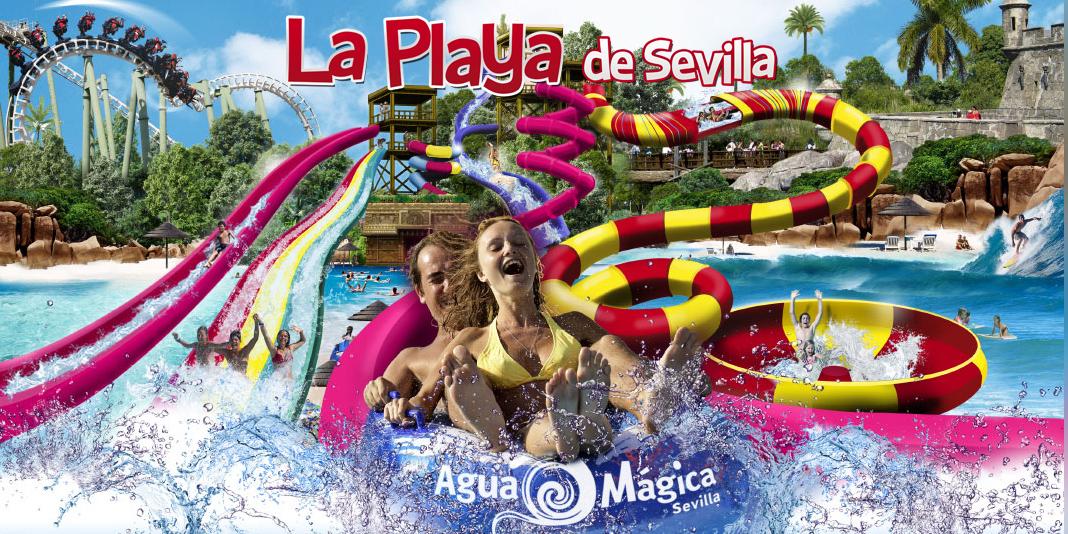 FACUA denuncia a Isla Mágica por publicidad engañosa de sus instalaciones acuáticas