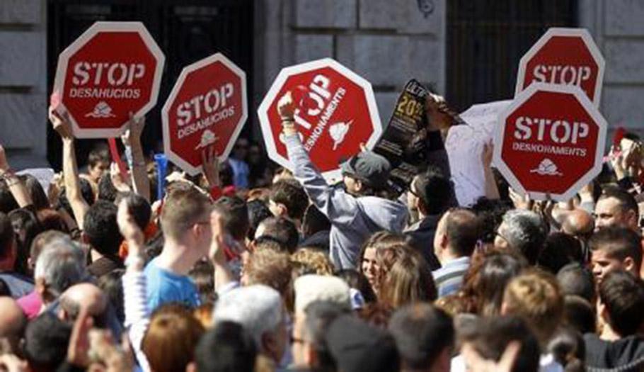 FACUA denuncia la persecución de la protesta social con la nueva Ley de Seguridad Ciudadana