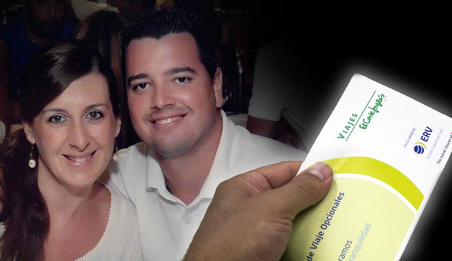 Una socia de FACUA recupera 2.300 euros de un viaje con El Corte Inglés anulado por embarazo de riesgo