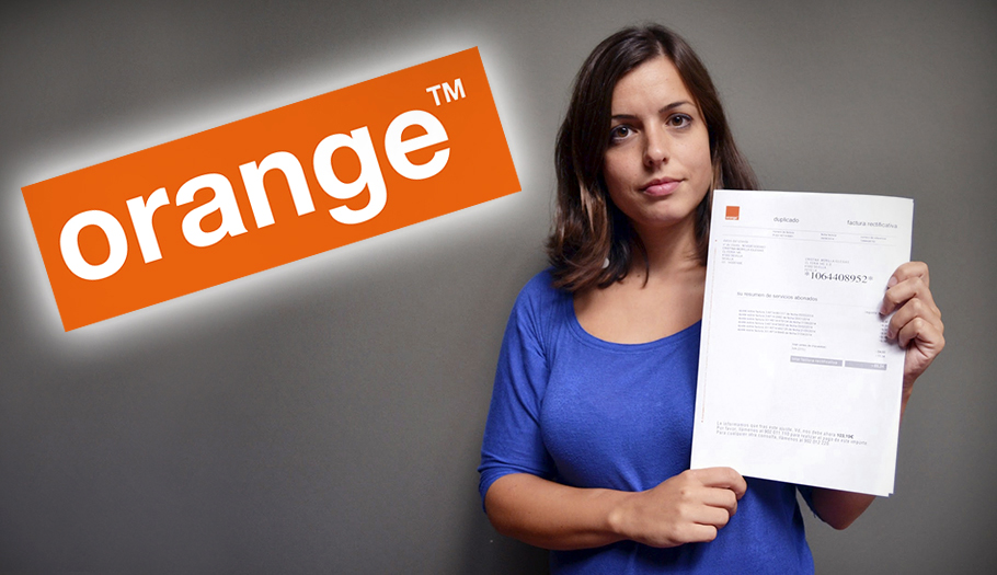 Una socia de FACUA recupera su conexión ADSL+Fijo tras negarse a pagar servicios no contratados con Orange