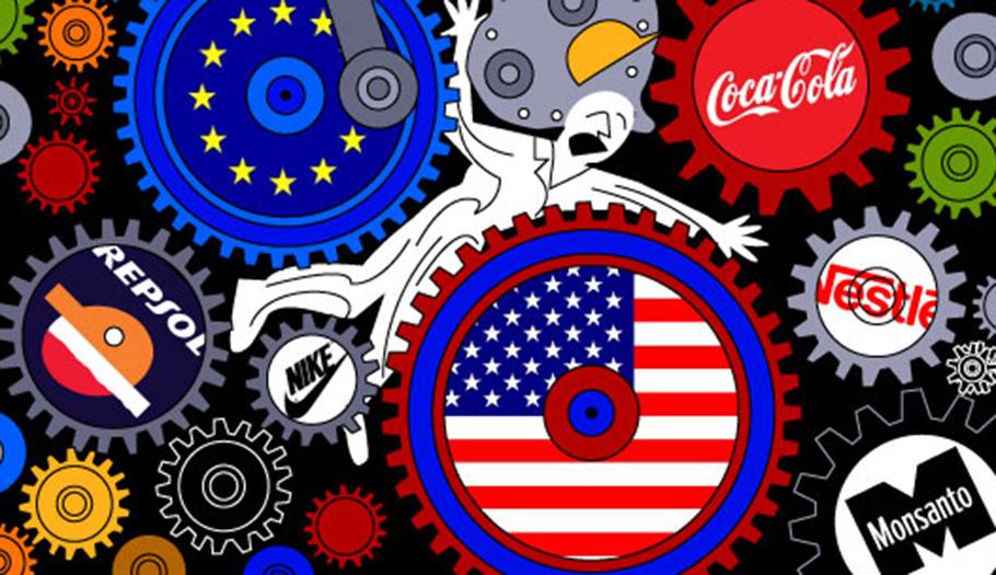 FACUA rechaza el tratado de libre comercio que la UE y EE UU negocian de espaldas a los ciudadanos