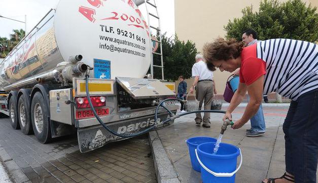 FACUA Cádiz exige que se garantice la seguridad del suministro de agua en la Barriada de Loreto