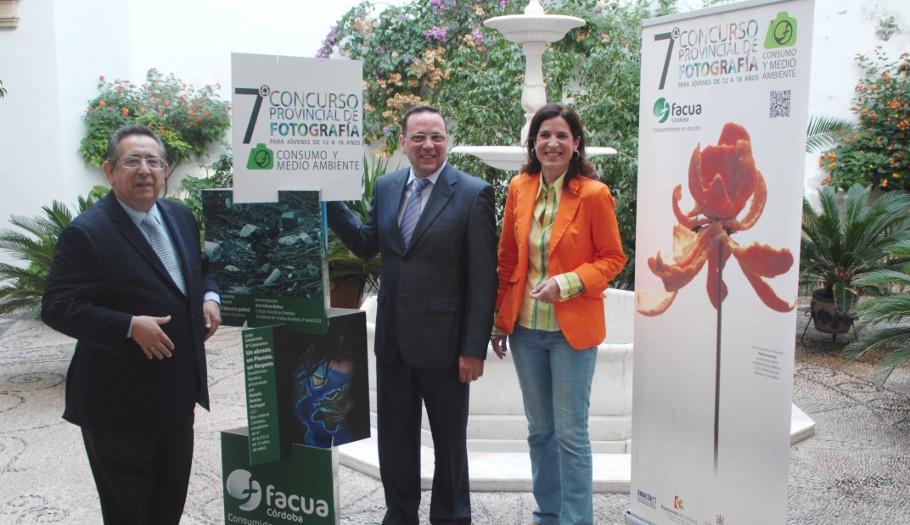 FACUA Córdoba presenta la séptima edición de su concurso provincial de fotografía