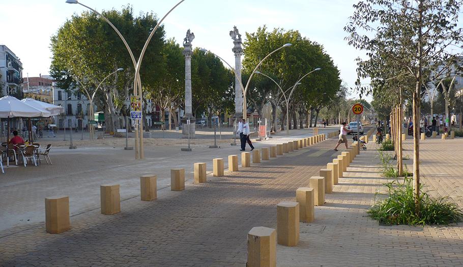 FACUA Sevilla valora positivamente la decisión del Consejo Consultivo de tumbar el parking de la Alameda