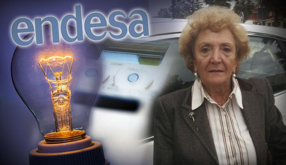 Endesa multó ilegalmente a una socia de FACUA con 524 euros por no instalar el limitador de potencia