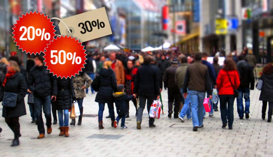 Nueve de cada diez consumidores creen que las autoridades no les protegen frente a los fraudes en rebajas