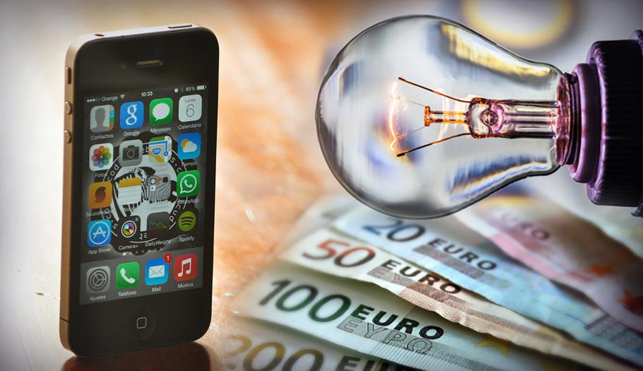 Telecomunicaciones, banca y eléctricas, lo más denunciado por los consumidores andaluces en 2014