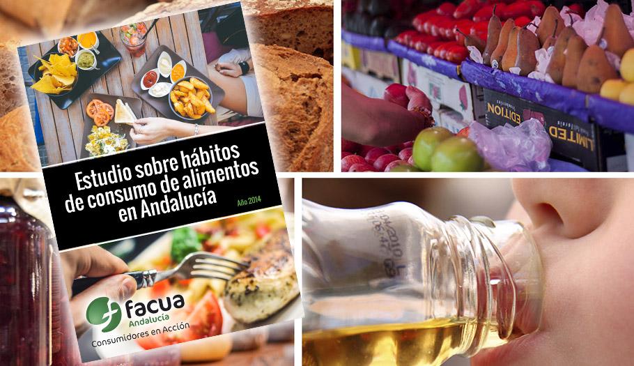FACUA Andalucía desarrolla una campaña sobre alimentación saludable y sostenible