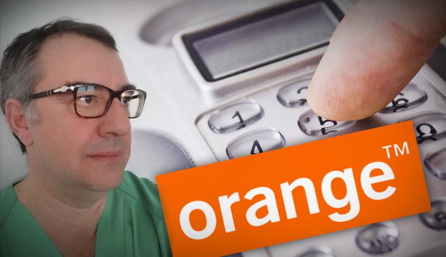 ... de Datos (AEPD) ha impuesto una multa de 50.000 euros a Orange (France Telecom España) por ceder irregularmente los datos de José Guillermo San Miguel, ... - noticia9124h