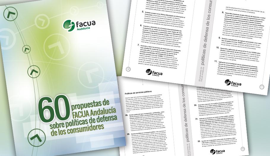 FACUA Andalucía reclama a la Junta que deje de contratar con empresas multadas por fraudes graves