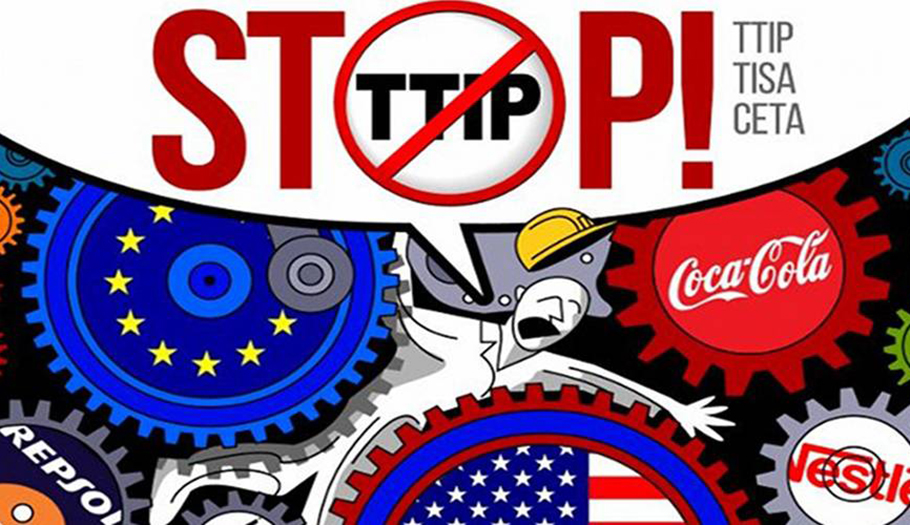 375 organizaciones sociales europeas piden a los eurodiputados que protejan a la ciudadanía frente al TTIP
