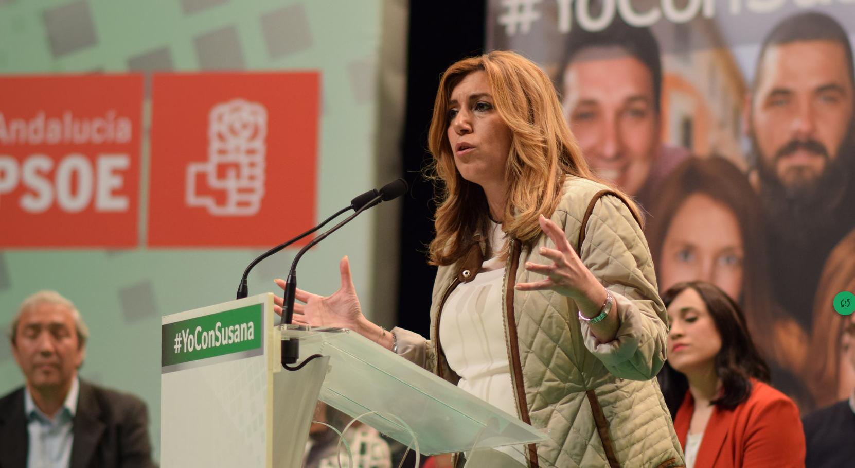 FACUA pregunta a Susana Díaz por qué tiene paralizado un macroexpediente sancionador por la cláusula suelo