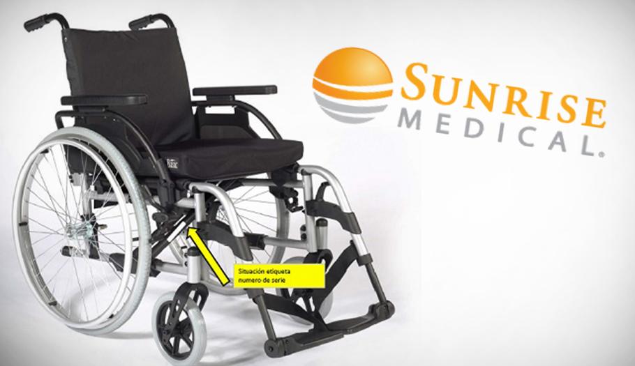 La Aemps alerta de un posible defecto de soldadura en las sillas de ruedas Breezy PariX