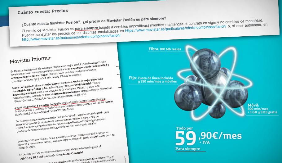 La Audiencia concluye que FACUA debió comunicar a casi 4 millones de clientes que demandaría a Telefónica