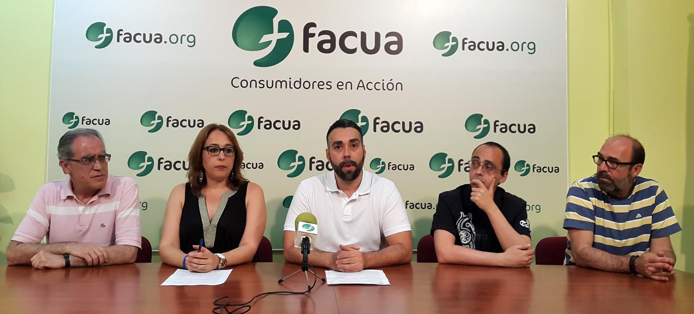 FACUA y su portavoz emprenderán acciones legales contra Manos Limpias por implicarlos en el 'caso UGT-A'